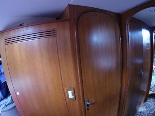 Double Bathroom Doors